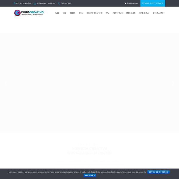 CONEXIAWEB home page image.